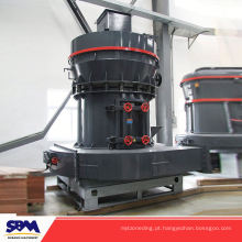 Famosa marca SBM máquina de moagem de minério pulverizador, gesso máquina de reboco