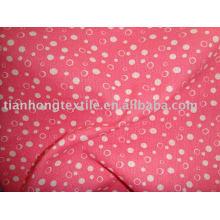 100% Cotton Printing Woven Satin Cloth Fabric