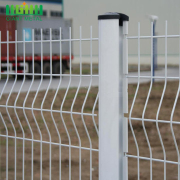 Factory+supply+3D+bending+wire+mesh+fencing