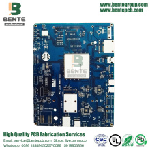 HASL bleifreies 4Layers PCB Hochpräzises Multilayer PCB