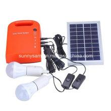 Prix du système d'énergie solaire pour la sécurité à domicile