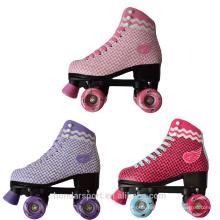 hot seller artistic quad roller skates soy luna for sale with low price