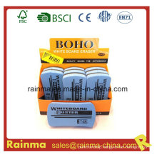 EVA Magnetic Whiteboard Eraser in Display Box