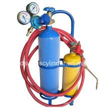 Cylindre médical à oxygène 2L