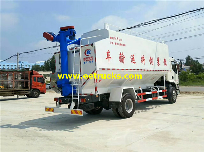 Dry Powder Delivery Tankers