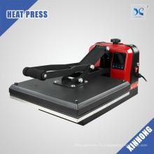 Meilleur prix T-shirt Heat Press Machine Dye Sublimation Imprimer
