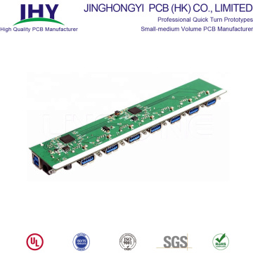 Hoge kwaliteit High Power LED PCB Aluminium MCPCB metalen kern PCB