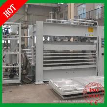 Hot Press Machine Type und neue Zustand Short Cycle Melamin Laminieren Hot Press Machine