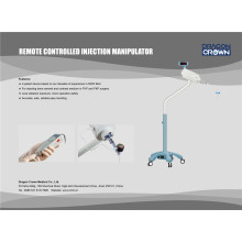Remote Controlled Injection Machine