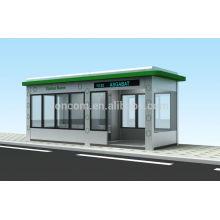 ТГК-101 большой модуль комбинации металлических автобусной остановке