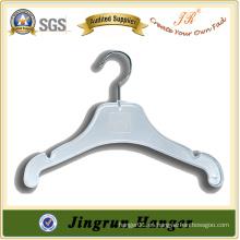 Alibaba Chian Proveedor Plástico Kid Hanger Ropa Jacket Hanger