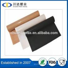 FDA BSCI aprovação PTFE tecido de fibra de vidro revestido Pano de teflon resistente ao calor