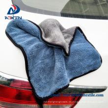 Toalla pulida super suave del microfibra de la felpa del coche