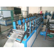 HVAC Ventilación Volumen Controlador Damper Roll Formando Proveedor de Máquina Malasia
