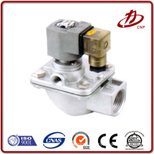Aluminum alloy body Right angle types of solenoid valves