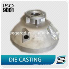 Tapa de embrague de fundición a presión de fundición de aluminio