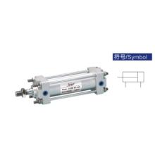 Cilindros estándar de pistón de la serie CA2 neumáticamente pesados ESP