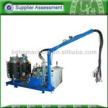 Máquina de injeção de isolamento de espuma de poliuretano de alta configuração