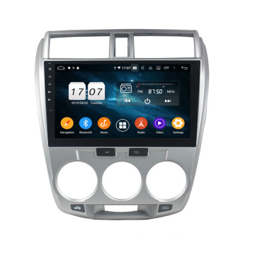 도시 2006-2013 년을위한 Klyde android car electronics