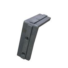 Casting manufacture aluminum alloy precise die cast tv support