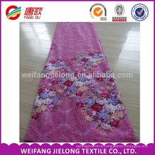 Stock beautiful printed cotton bedding fabric