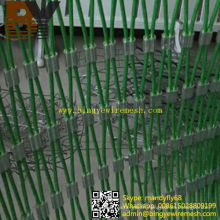 Corrosion Resistance Flexible SSS04 Cable Netting Balustrades Safety