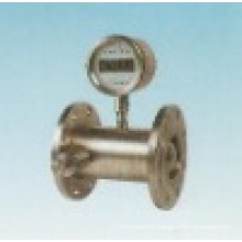 Ss304 Turbine Gas Meter for High Temperature Air