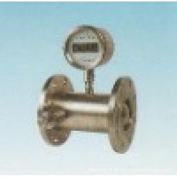 Ss304 Turbine Gaszähler für Hochtemperaturluft