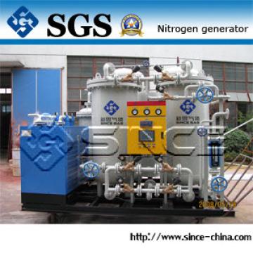 Stickstoffgenerator für die Edelstahlindustrie
