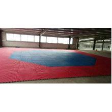 Octagon Shape Taekwondo Mat