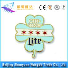 China Badge Makers Produce OEM Metal Pin Badge