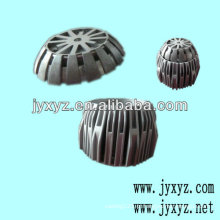 Dissipador de calor de alumínio leve