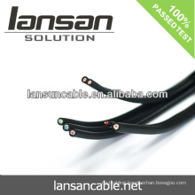 coaxial good quality rg6 BC cable OD:6.1mm 75Ohm factory price RG6 RG59 cable