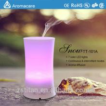 AromaCare bunter LED Luftdiffusor Luftbefeuchter Mini Vaporizer