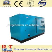 Low Noise 250KVA Yuchai 50HZ/60HZ Diesel Alternator Set