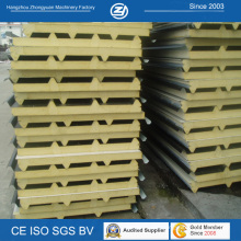 PU Sandwich Panel for Villa Roofing