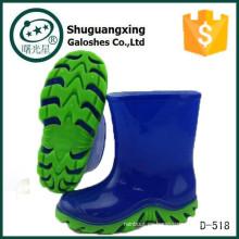botas de lluvia de goma elefante vaquero barato con diferentes suelas D-518