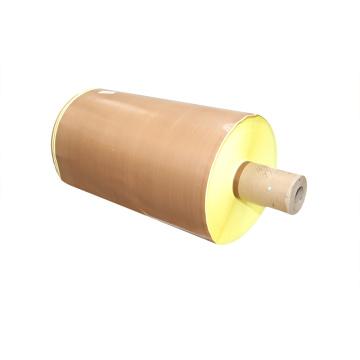 Cinta adhesiva de PTFE con papel de liberación