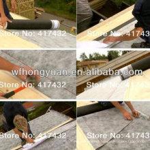3.0mm Thickness PE /HDPE /EVA Film Self Adhesive Waterproof Membrane for Roof /Garage /Basement /Underground /Underlay (ISO)