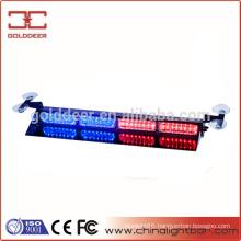 LED Visor Warning Light Bar, Strobe Flashing Dash Lights for Police trucks SL682-V