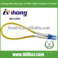 LC sm fibra óptica loopback
