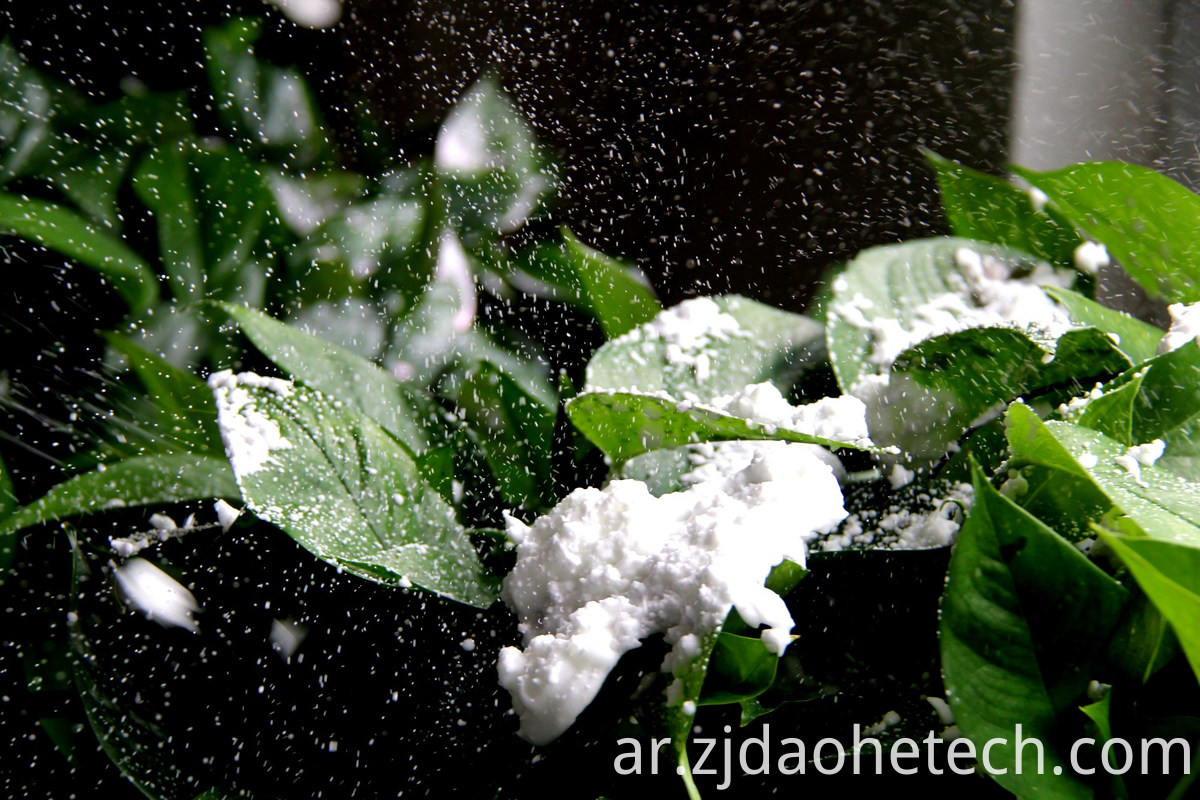 Color Disappear Snow Spray