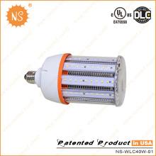 UL Dlc IP64 110V-277VAC 5000k E39 E40 6000lm 40W Bulbo do diodo emissor de luz