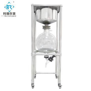 Secador de filtro Nutsche de laboratorio ZF-50L