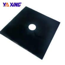 0.2mm thickness Gas Stove Protectors with pre-cut inner circle to be easily cut