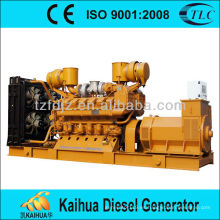 El generador diesel de la marca 800Kva Jichai de China fijó CE certificado