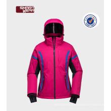 senhora mais recente inverno escalada mulheres skiwear projetar seu próprio casaco de esqui