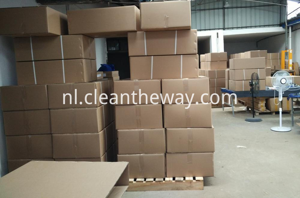 concrete cleaner packing