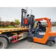 XCMG 2.5ton Mini Electric Forklift Truck XCB-L25