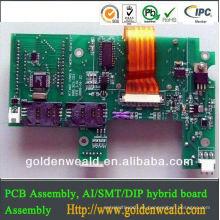 smt assembly pcb sube el ensamblaje de la placa de circuito impreso del conjunto pcb